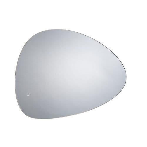 Sensio Mistral Teardrop Backlit LED Mirror 800mm x 500mm