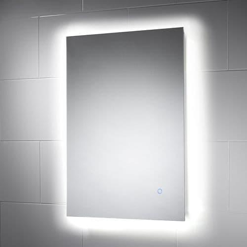 Sensio Serenity Duo Backlit LED Mirror 700mm x 500mm