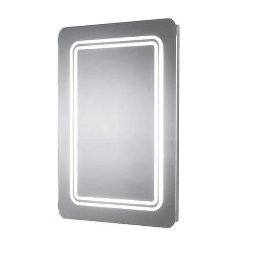 Sensio Shannon Soft Edge Diffused LED Mirror 700mm x 500mm