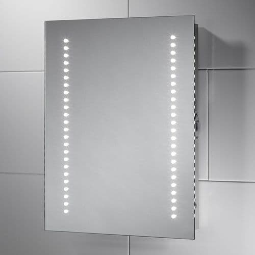 Sensio Sienna Compact LED Mirror 500mm x 390mm