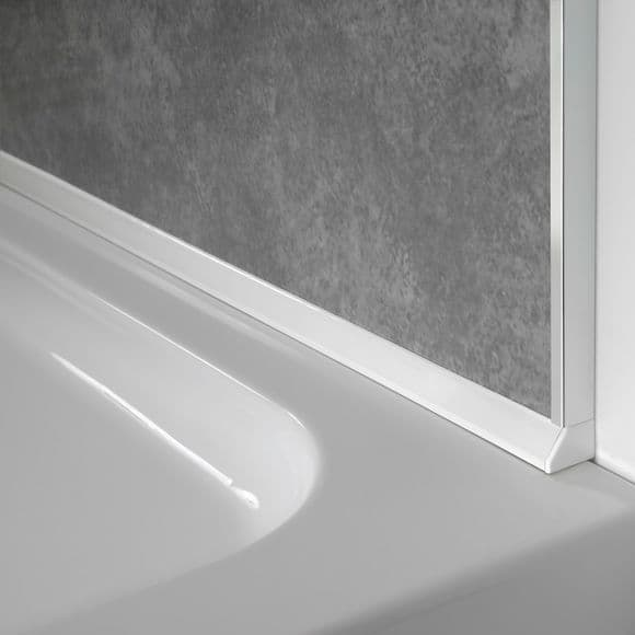 Showerwall PVC Sureseal & End Caps