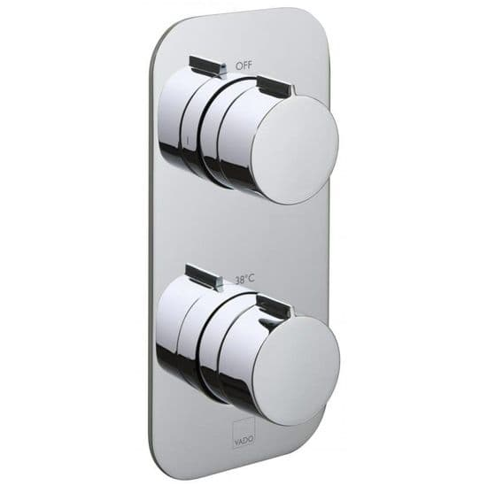 Single Outlet Shower Valves