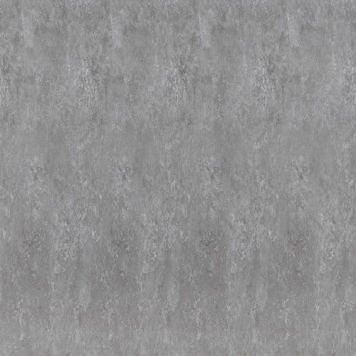 Splashpanel Grey Concrete Gloss 1000mm PVC Shower Wall Panel