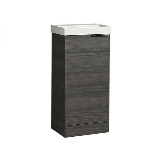 Tavistock Cadence 400mm Cloakroom Unit Tundra Wood