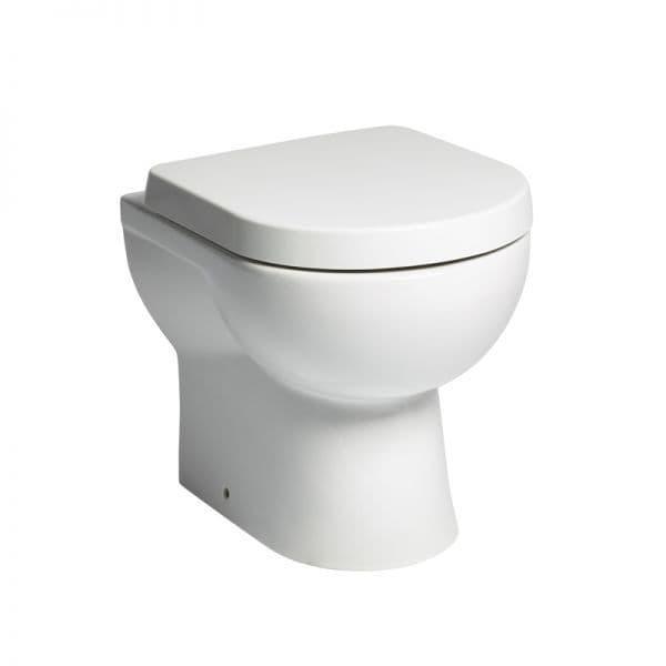Tavistock Ion Back To Wall WC & Soft Close Seat