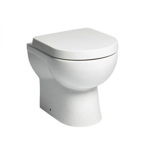 Tavistock Ion Back To Wall WC & Soft Close Seat