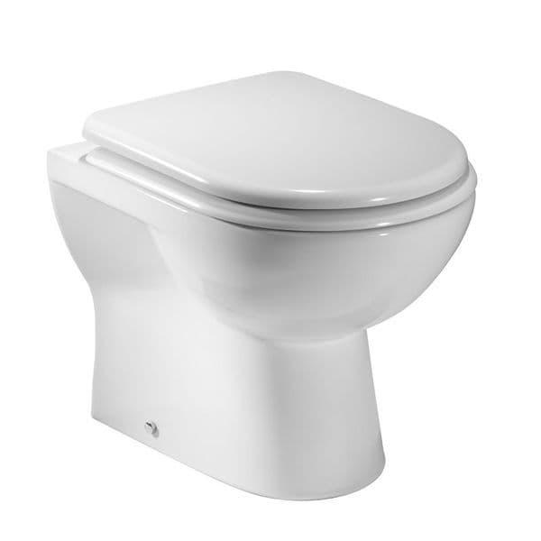 Tavistock Micra Back To Wall WC & Soft Close Seat