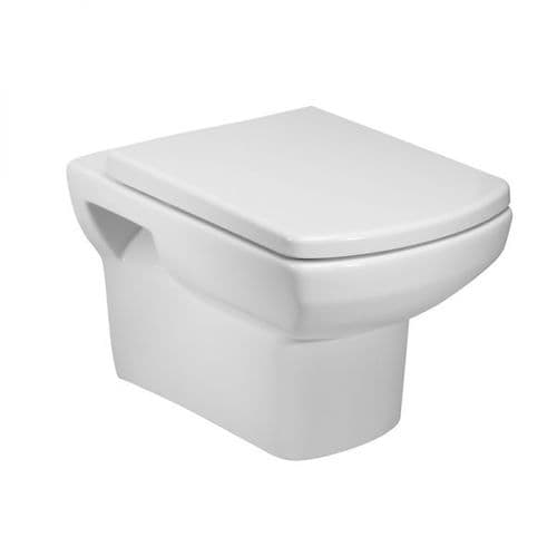 Tavistock Vibe Wall Hung WC & Soft Close Seat