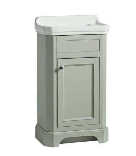 Tavistock Vitoria 500mm Cloakroom Unit Pebble Grey