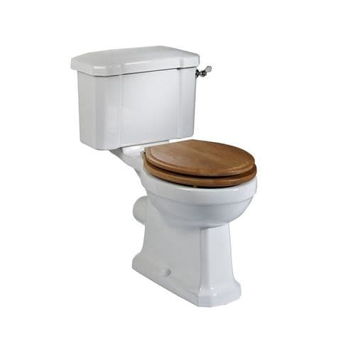 Tavistock Vitoria Close Coupled WC Pan & Cistern