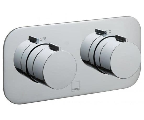 Twin Outlet Shower Valves