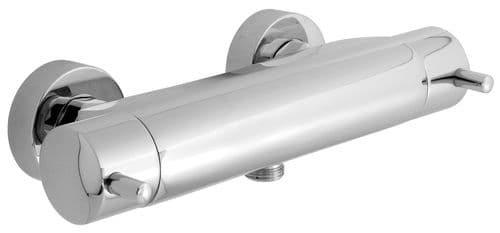 """Vado Celsius 3/4"""" Exposed Thermostatic Shower Valve"""