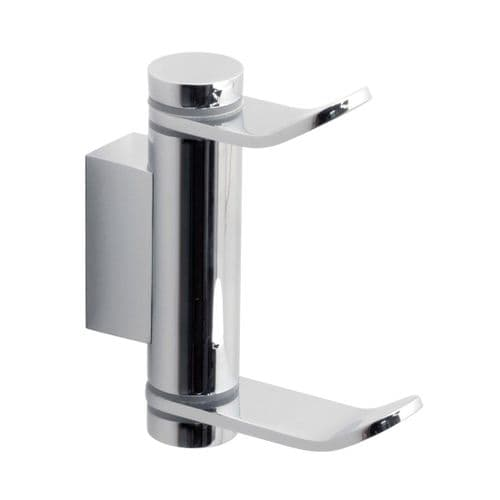 Vado Infinity Double Swivel Robe Hook