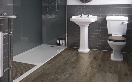 Wetwall Click Flooring
