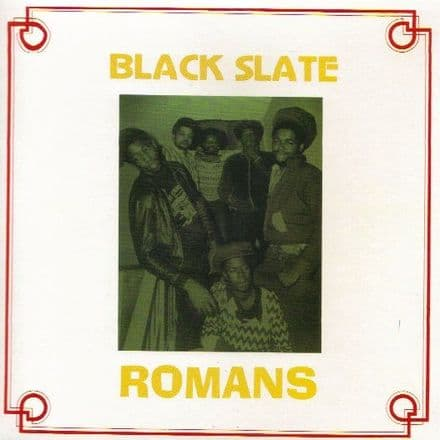 Black Slate - Romans / dub (Slate) UK 7
