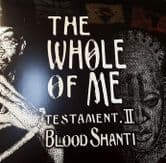 Blood Shanti - The Whole Of Me: Testament 2 (Falasha Recordings) LP