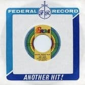 """Bob Andy - The Sun Shine For Me / Games People Play (FRM / Dub Store Records) JPN 7"""""""