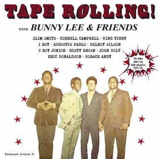 Bunny Lee & Friends - Tape Rolling! (Pressure Sounds) CD