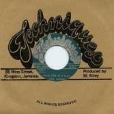 """Dave Barker - Your Love Is A Game / Techniques - Lonely Man (Techniques / Dub Store Records) JPN 7"""""""