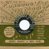 """Don Drummond - Roll On Sweet Don / C Campbell - Jericho Road (Rolando & Powie<Studio One> ) 7"""""""