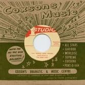 """Jimmy Riley - You Should Have Known / Three Tops - Great '68 Train (Studio One / Dub Store) JPN 7"""""""