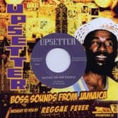 """Lee Perry - Justice To The People / Verse Two (Upsetter/Reggae Fever ) 7"""""""