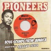Pioneers - Mother Matty / Things Got To Change (Boss Records / Reggae Fever) EU 7""
