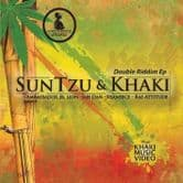 SALE ITEM  - Sun Tzu & Khaki - Double Riddim Ep CD