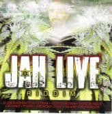 SALE ITEM - Various - Jah Live Riddim (Joe Fraser / Cannon) CD