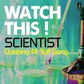 Scientist - Watch This! Dubbing At Tuff Gong (Jamaican Recordings) CD