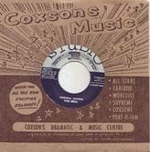 """Soul Brothers - Freedom Sounds / Freedom Sounds Take 2 (Studio One / Dub Store) JPN 7"""""""
