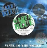 Aba Ariginal - Horns Of Jah Children / Mafia & Fluxy - Dub Of Jah Children (Gaffa Blue) 7""