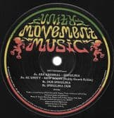 Aba Ariginal - Spirulina / Al Unity - New Roots (Unity Movement Music) 10""
