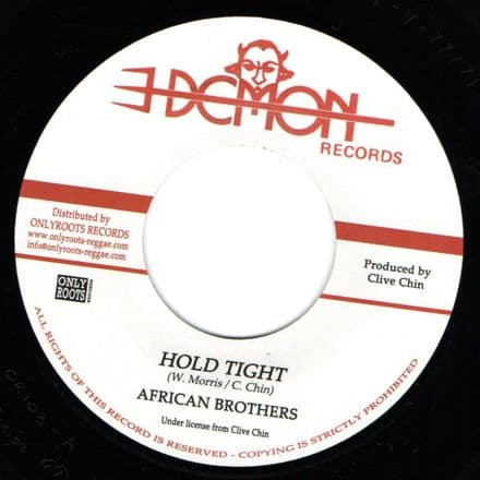 African Brothers - Hold Tight / Demon All Stars - Tight Dub (Demon / Onlyroots) 7