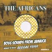 Africans - Earth Runnings / version (Star Light City / Reggae Fever) 7""