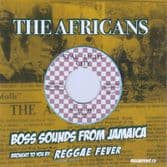 Africans - Why Worry / version (Star Light City/Reggae Fever) 7""