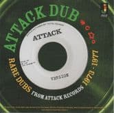 Aggrovators - Attack Dub: Rare Dubs From Attack Records 1973-1977 (Jamaican Recordings) CD