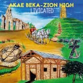 Akae Beka-Zion High - Livicated (Zion High) LP