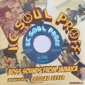 Augustus Pablo - Joy Bells / KC White - Selassie I Version (KC Soul Proff / Reggae Fever) 7""