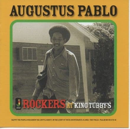 Augustus Pablo - Rockers At King Tubby's (Jamaican Recordings) CD