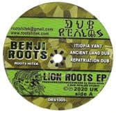 """Benji Roots - Itiopia Yant / Wh'Appen (Dub Realms) 12"""""""