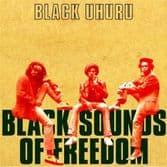 Black Uhuru - Black Sounds Of Freedom (Greensleeves) LP