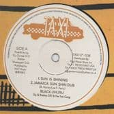 Black Uhuru - Sun Is Shining / Jamaica Sun Shine Dub / Joy Whyte - Tribulation / Dub (Taxi) UK 12""