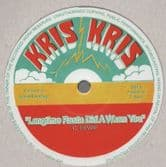 C. Hewie -Long Time Rasta Did A Waan You /version (Kris Kris / Archive) UK 12
