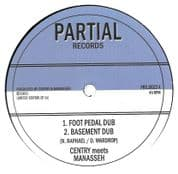 Centry meets Manasseh - Foot Pedal Dub / Basement Dub / Centry - Old King Cole / Dub (Partial) 10""