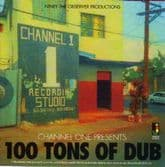 Channel One - Presents 100 Tons Of Dub (Jamaican Recordings) CD