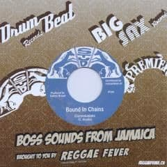 Clarendonians - Bound In Chains / Stud All Stars - Chains Version (Stud / Reggae Fever) 7