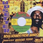 """Congos - Don't Blame It On I / Feast Of The Passover (Black Art / Reggae Fever) 7"""""""