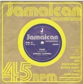 Cornel Campbell - Stars / version (Jamaican Recordings) UK 7""