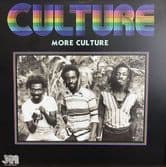 Culture- More Culture (Joe Gibbs Music) UK LP